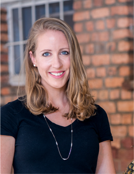 """""""Trust is the No. 1 thing that makes business work here,"""" says Lauren Russell, founder of GET IT."""